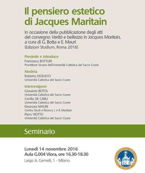Il-pensiero-estetico-di-Jacques-Maritain