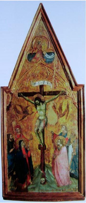 Petruccioli-Dittico-Crocifissione