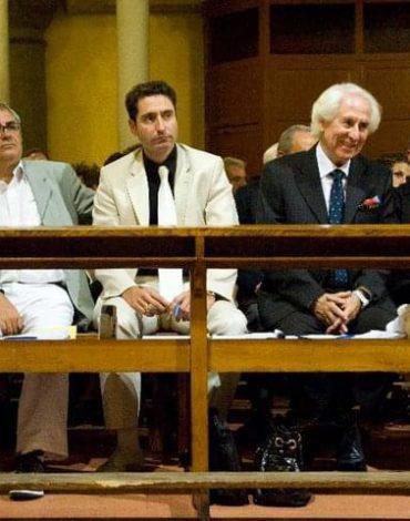 Concorso Lirico Internazionale 'Campolieto Opera Festival' - 2011 membri della giuria con Denia Mazzola Gavazzeni