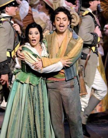 Elisir d'Amore 1 - Teatro Carlo Felice- Genova- 2011