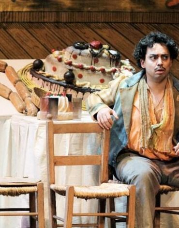 Elisir d'Amore 2 - Teatro Carlo Felice- Genova- 2011