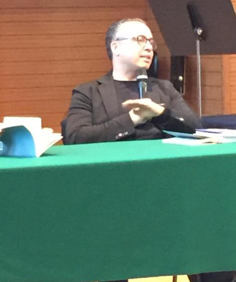 Giovanni Botta a convegno seminaristico