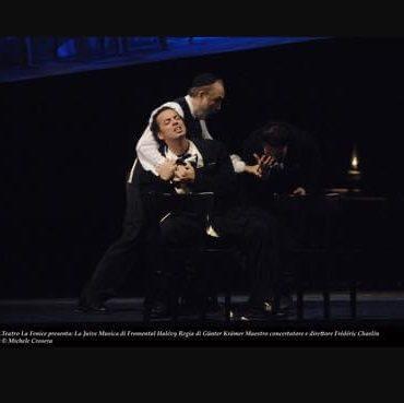 Juive - Halevy - Teatro La fenice di Venezia con Neil Schikoff 2