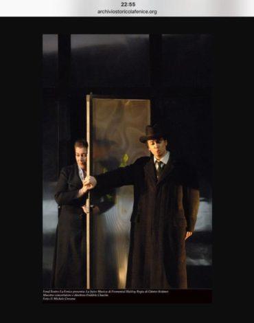Juive - Halevy - Teatro La fenice di Venezia con Neil Schikoff 4