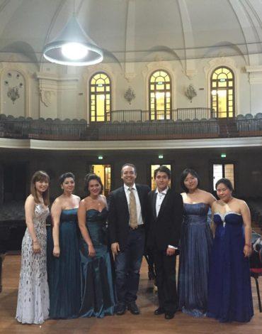 Saggio di Classe- Conservatorio G. Verdi di Torino
