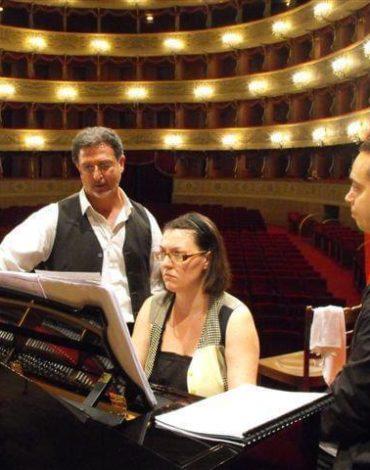 Teatro Doninzetti Bergamo